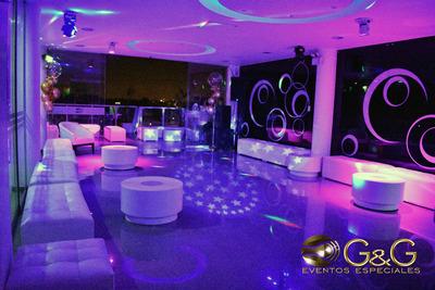 Alquiler De Local Lounge Bar - Eventos - Cumpleaños Y Más