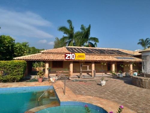 Ch01800 - Mosteiro De Itaici - At 2.500,00 M² Ac 596,70m²  Venda Z10 Imóveis - Ch01800 - 69022436