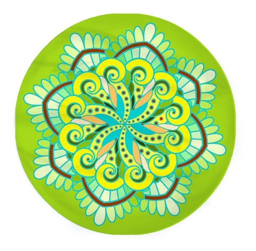 Imagen 1 de 5 de Zafu Almohadon Meditacion Yoga