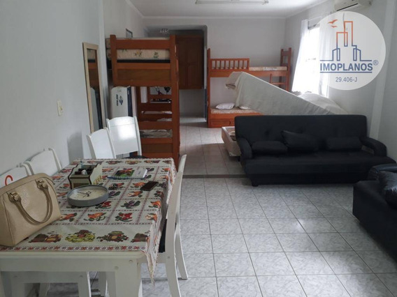 Kitnet À Venda, 62 M² Por R$ 300.000,00 - Boqueirão - Praia Grande/sp - Kn0703