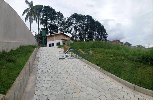 Casa Térrea Recém Finalizada Em Condomínio Fechado Vgp - 489