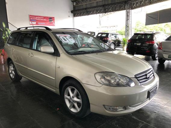 Toyota Fielder 1.8 4p Gasolina Automática