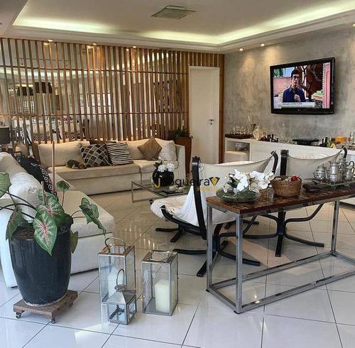 Imagem 1 de 26 de Apartamento 4 Dormitórios 3 Suítes Vila Mascote - Ap14471