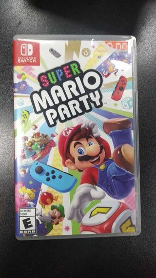 Super Mario Party Nintendo Switch (frete 18 Reais)