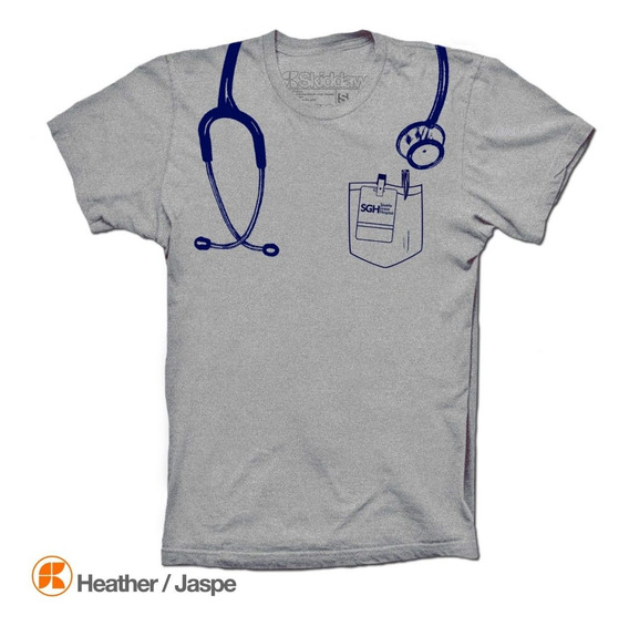 Greys Anatomy Playeras Intern Uniform Series De Tv Skiddaw