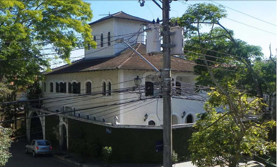 Casa No Bolsão De Interlagos, Autódromo E Represa