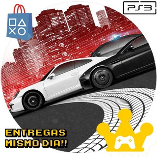 Need For Speed Most Wanted Español Ps3 Digital -kg-