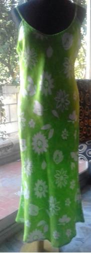 Solero M Importado Largo Verde Manzana Long Paige