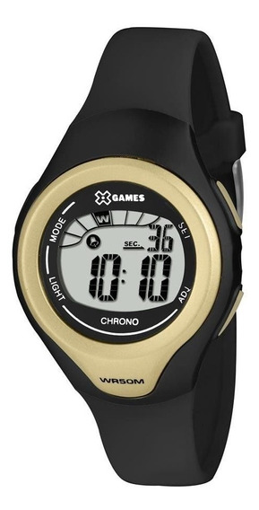 Relógio X Games Feminino Ref: Xfppd050 Bxpx Digital Infantil