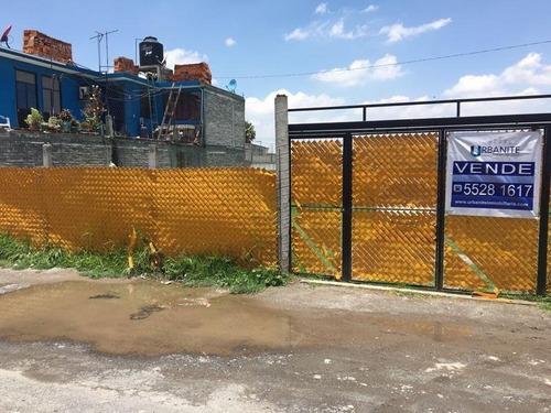 Terreno En Venta Atenco Edo. De México