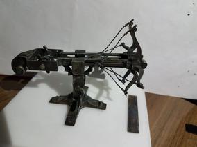 Coleção De Armas Em Prata Envelhecida