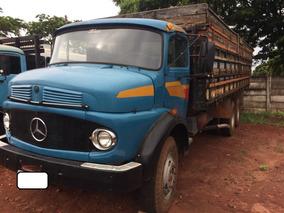 Mercedes-benz Mb 1111 Ano 1964 Graneleiro