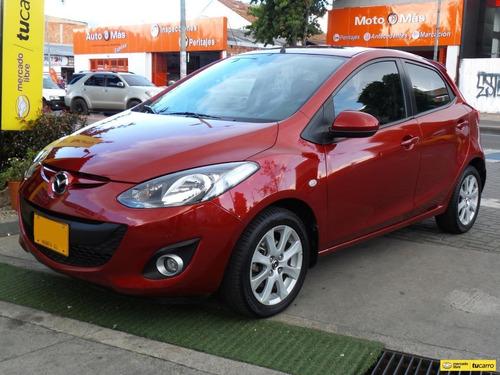 Mazda 2 Automático Cuero