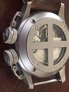 Reloj Hamilton Frog Man Automatico Titanio