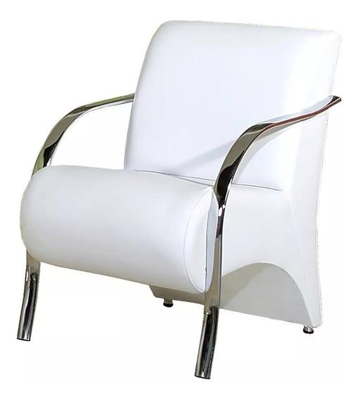 Poltrona Decorativa - Cadeira Sala, Quarto, Recepção.