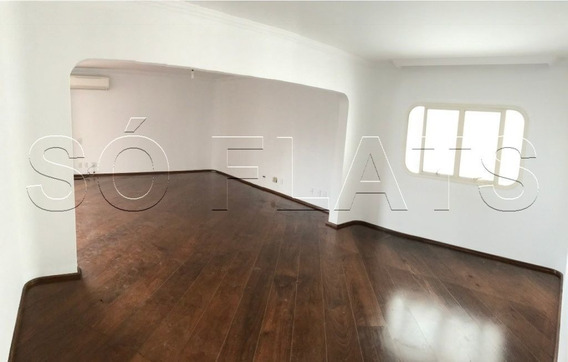Apartamento Sem Mobília Alto Padrão, Próximo A Av. Santo Amaro, Pq. Do Ibirapuera - Sf27593