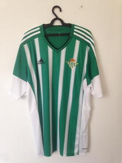 Camisa Real Bétis Nova - Temporada 2016/2017