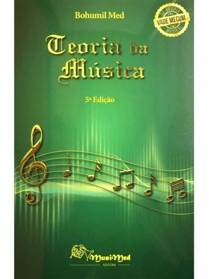 Teoria Da Musica - Musimed