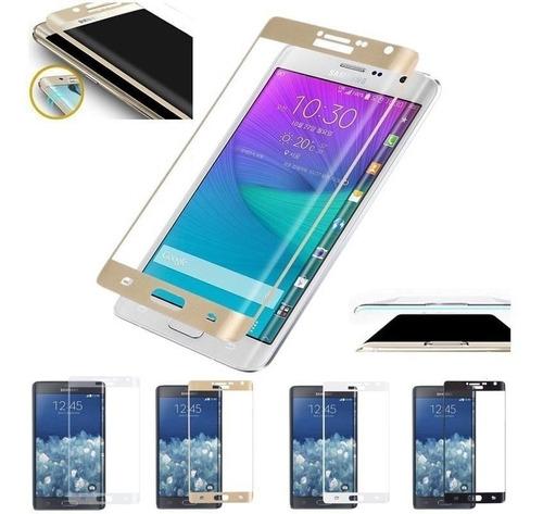 Vidrio Templado 9h 0.3m Samsung Galaxy Note Edge N9150 Curva