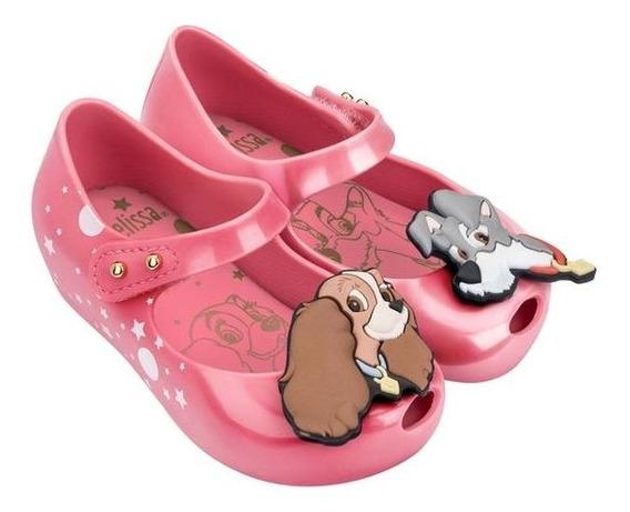 Zapatos Balerina Mini Melissa 16 Mex Originales 100%
