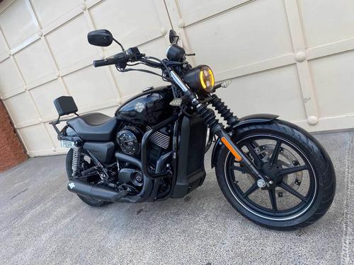 Imagen 1 de 14 de Harley Davidson Street 750 2015