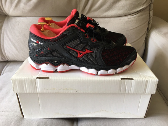 Mizuno Wave Sky Tri Iron Man Nº 40 (us 8.5)