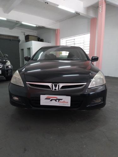 Imagem 1 de 9 de Honda Accord 2007 3.0 V6 Ex 4p