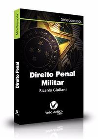 Penal Militar - Concursos - Ricardo Henrique Alves Giuliani