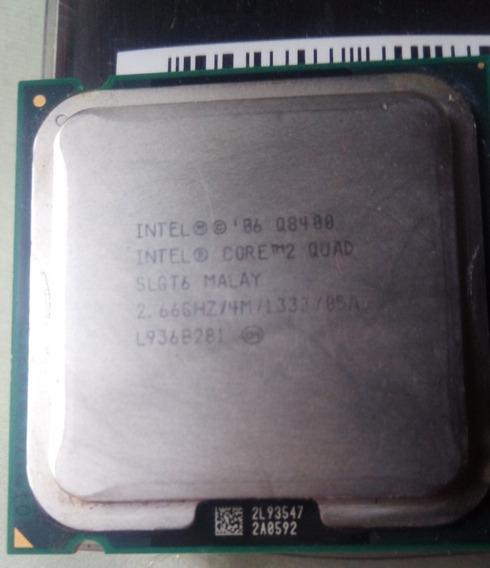Core 2 Quad Q 8400 2.66 Ghz/4m/1333 Processador Intel
