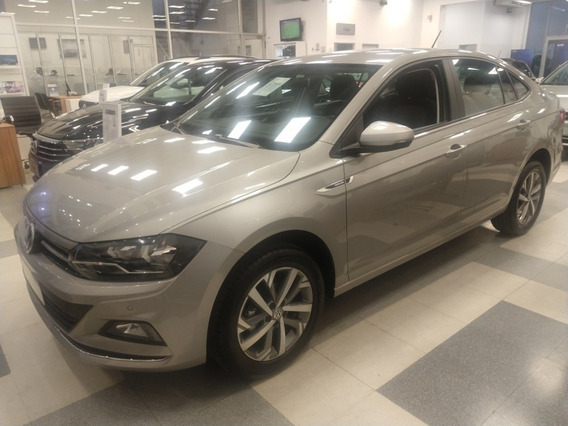 Volkswagen Virtus Highline Financiacion #a2