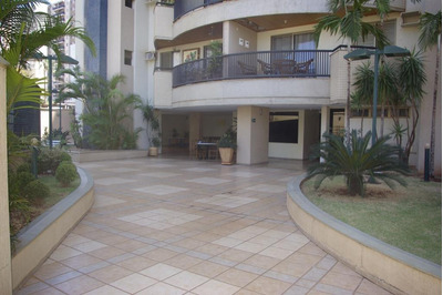 Apartamento, Edifício Montparnasse, Santa Cruz, 3 Dormitórios Sendo 3 Suítes, 2 Vagas, Ribeirão Preto. - Ap0318
