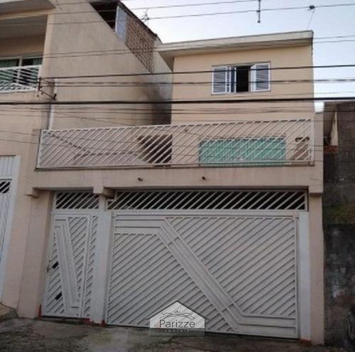 Imagem 1 de 15 de Sobrado 3 Dormitórios 2 Vagas No Jardim Peri! - 10176-1
