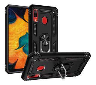 Funda Samsung Galaxy A10/ A20/ A30/ A50/ A70/ A80 Uso Rudo