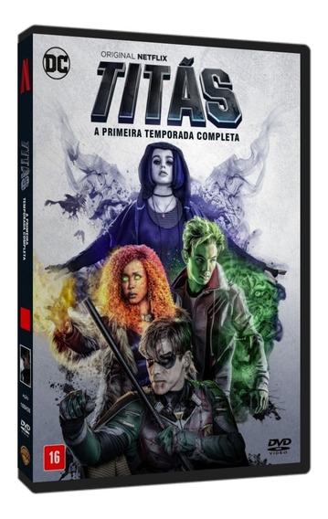 Série Titãs 1ª Temporada Completa