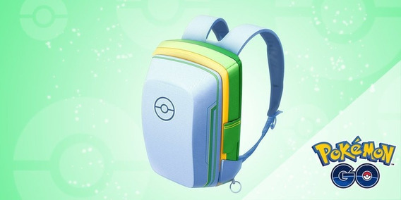 Pokemon Go - Recarga De Mochila 350 Itens Aleatórios