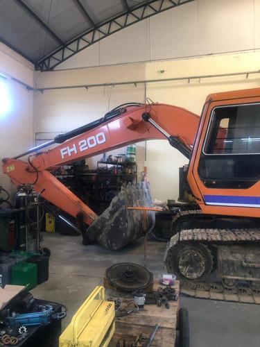 Imagem 1 de 4 de Escavadeira Hidraulica Fiatallis Fh 200