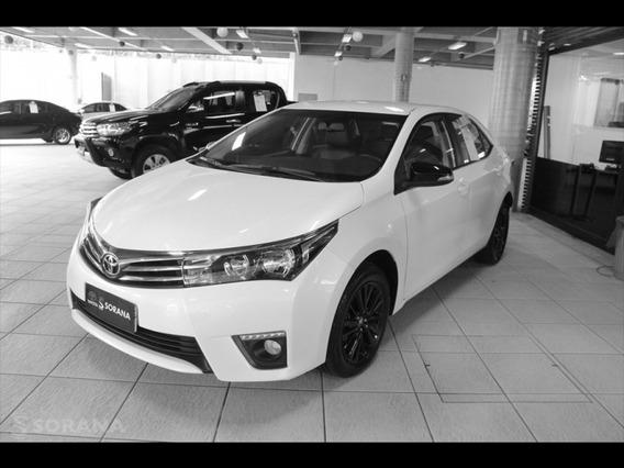 Corolla 2.0 Dynamic 16v Flex 4p Automático 39247km