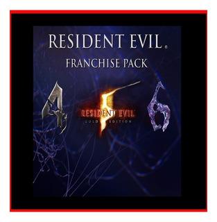 Resident Evil Franchise Pack | Ps3 | ¡ Entrego Y A !