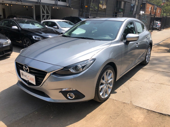 Mazda New 3 Sport Gt Hb 2.5 Aut Bose 2017