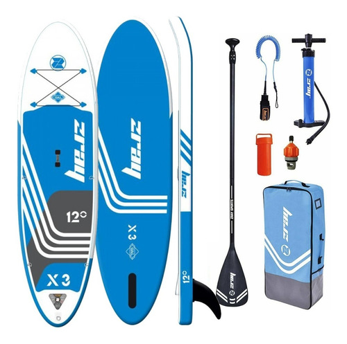Tabla Sup Standup Paddle - X3 Zray  Inflable New Model-162kg