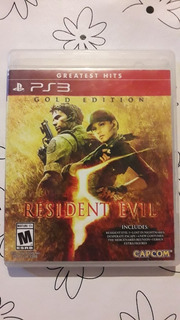 Resident Evil 5 Gold Edition Fisico Original Ps3