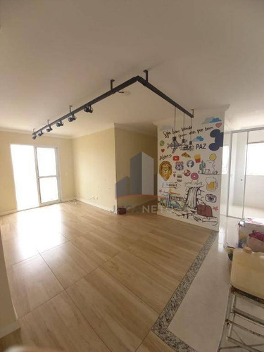 Apartamento Com 2 Dormitórios Para Alugar, 58 M² Por R$ 1.024,88/ano - Vila Falchi - Mauá/sp - Ap0891