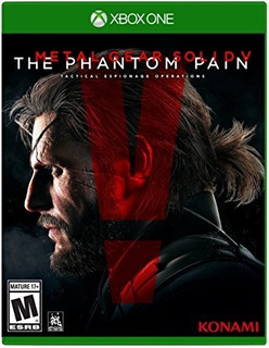 Metal Gear Solid The Phantom Pain Xbox
