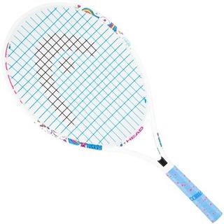 Raquete De Tenis Head 23 Infantil L0 - Unicórnio + Capa