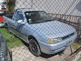 Volkswagen Saveiro 1.9 Diesel Sd 1998 60257836