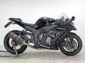 Kawasaki Ninja Zx-10r 2015 Preta