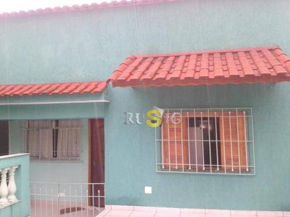 Casa Residencial À Venda, Vila Rio Branco, São Paulo - Ca0064. - Ca0064