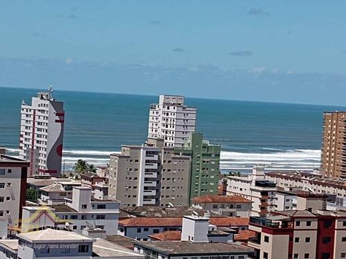 Imagem 1 de 28 de Apartamento Com 3 Dormitórios À Venda, 139 M² Por R$ 937.200,00 - Canto Do Forte - Praia Grande/sp - Ap2386
