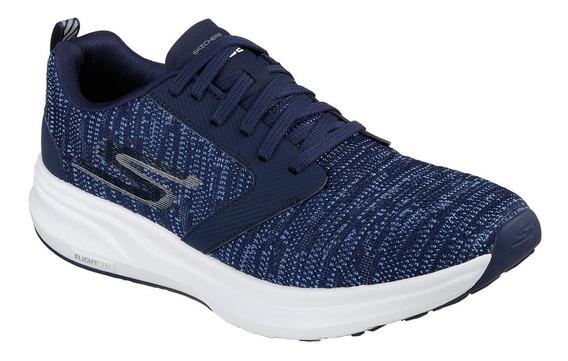 Zapatilla Skechers Go Run Ride 7 Navy