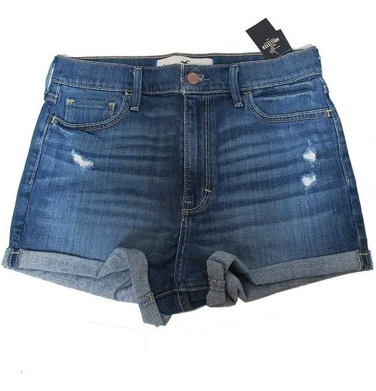 Shorts Hollister Feminino Original - Pronta Entrega